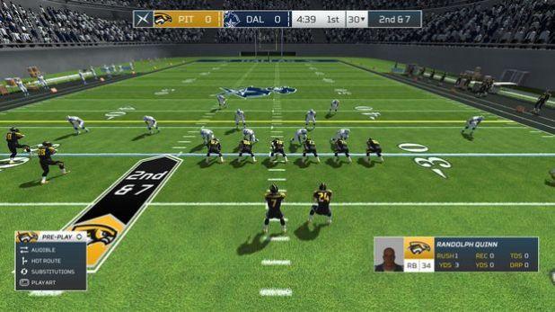 Axis Football 2017 PC Crack