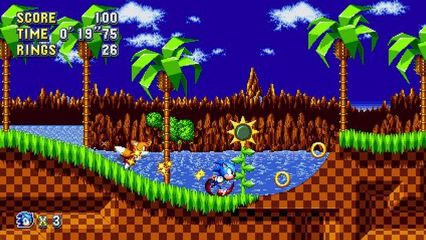 Sonic Mania Torrent Download
