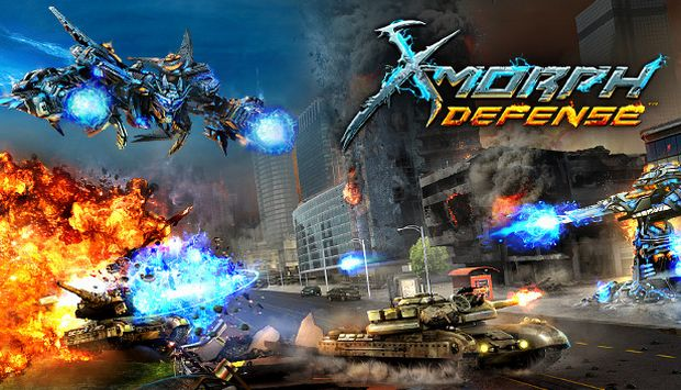 X-Morph: Defense Free Download