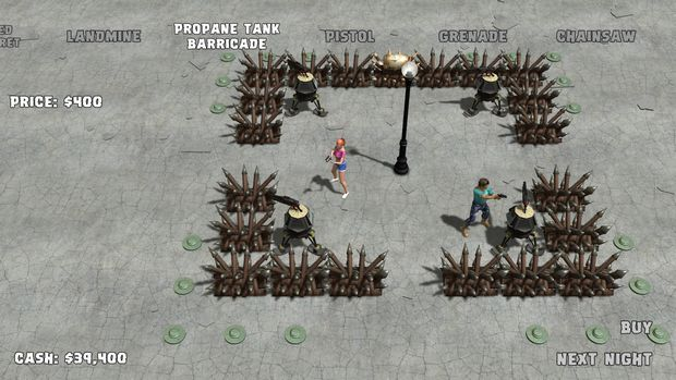 Yet Another Zombie Defense HD Torrent Download