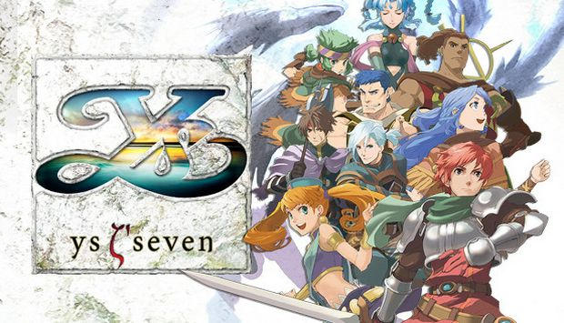 Ys SEVEN Free Download