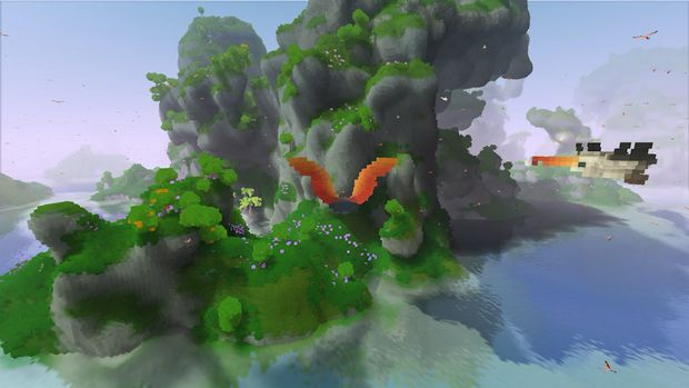 Fugl Meditative bird flying game Torrent Download
