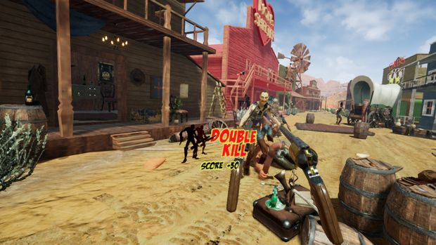 Guns'n'Stories: Bulletproof VR Torrent Download