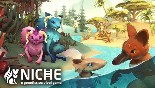 Niche - a genetics survival game Free Download