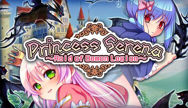 Princess Serena Raid of Demon Legion Free Download