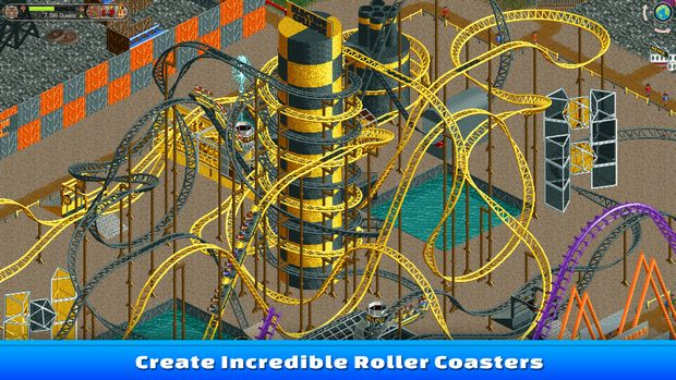 RollerCoaster Tycoon Classic PC Crack