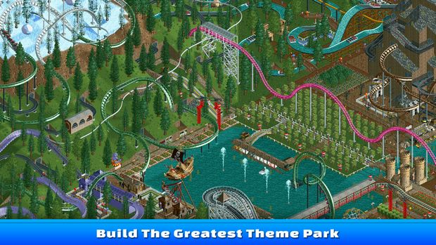 RollerCoaster Tycoon Classic Torrent Download