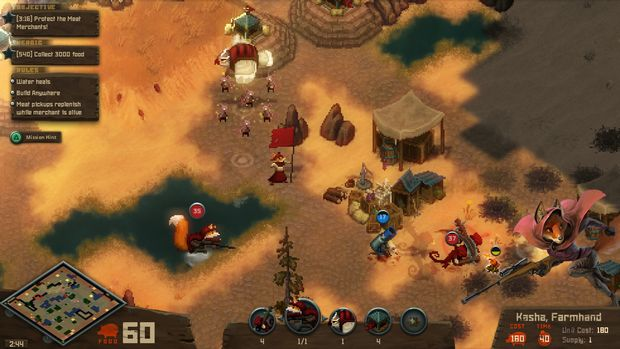 Tooth and Tail PC Crack