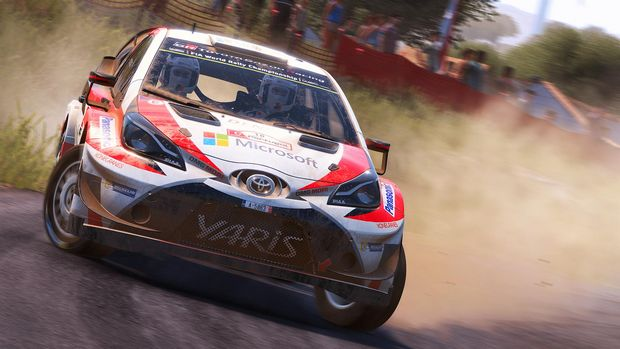 WRC 7 FIA World Rally Championship PC Crack