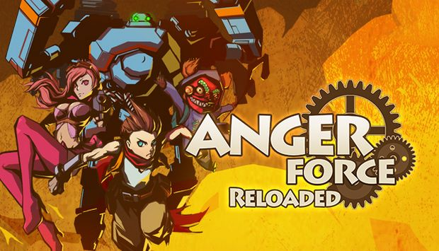 AngerForce: Reloaded Free Download