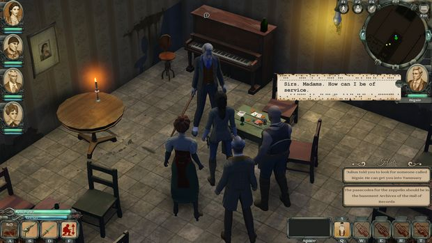 EMPYRE: Lords of the Sea Gates PC Crack
