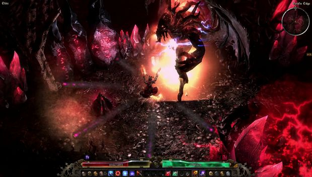 Grim Dawn Ashes of Malmouth PC Crack