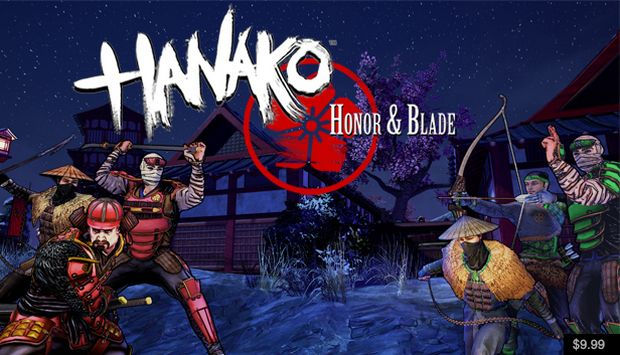 Hanako: Honor & Blade Free Download