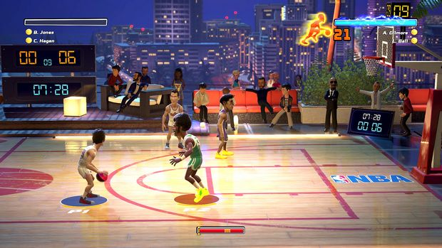 NBA Playgrounds - Hot N Frosty Torrent Download