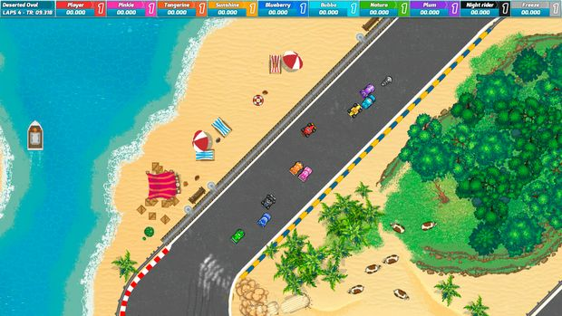 Race Online Free Download
