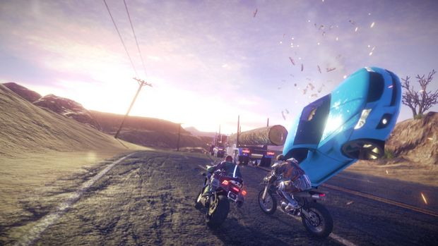 Free Download Road Redemption