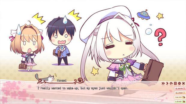 Saku Saku: Love Blooms with the Cherry Blossoms PC Crack