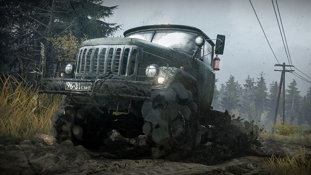 Spintires: MudRunner Torrent Download