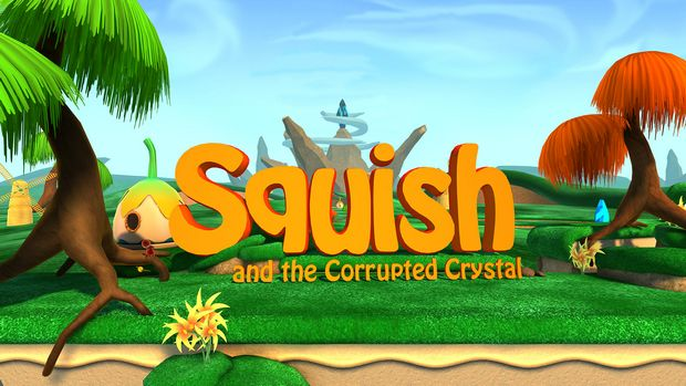 Squish and the Corrupted Crystal Torrent Download