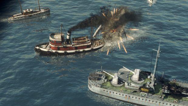 Sudden Strike 4 - Road to Dunkirk Torrent Download