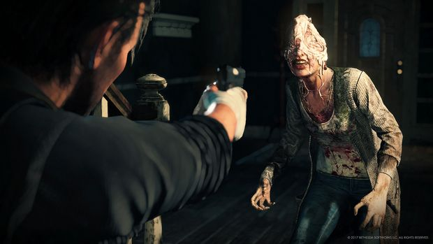 The Evil Within 2 PC Crack