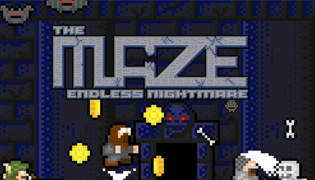 The Maze : Endless nightmare Free Download