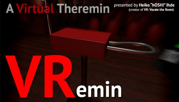 VRemin (A Virtual Theremin) Free Download