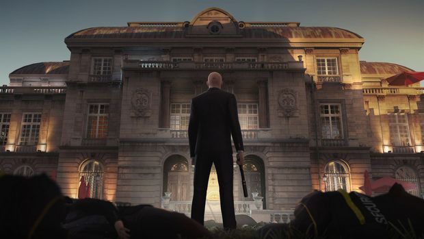 HITMAN Game of The Year Edition Torrent Download