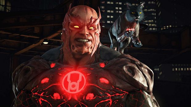 Injustice 2 Ultimate Edition Torrent Download