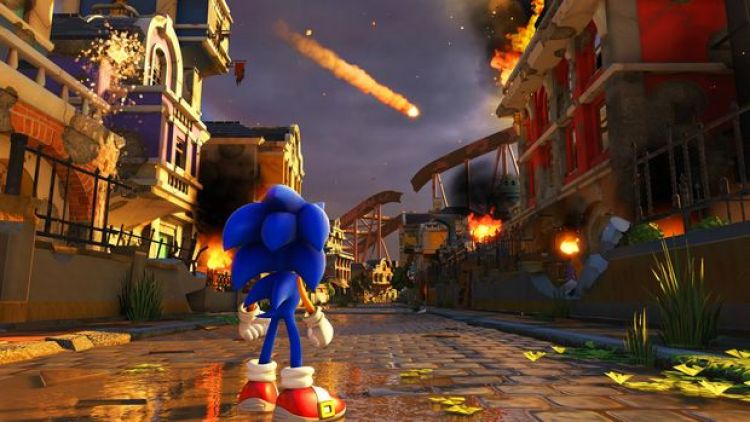 Sonic Forces Torrent Download