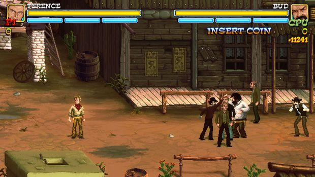 Bud Spencer & Terence Hill Slaps And Beans PC Crack