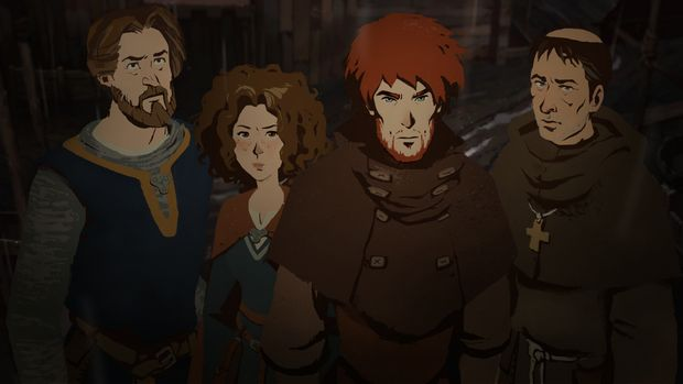 Ken Follett's The Pillars of the Earth PC Crack