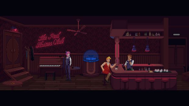 The Red Strings Club Torrent Download
