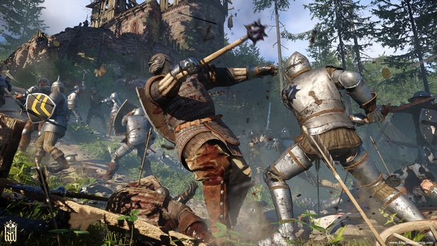 Royaume Come: Deliverance PC Crack