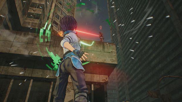 Sword Art Online: Fatal Bullet PC Crack