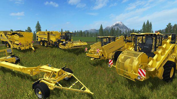 Farming Simulator 17 Platinum Edition ROPA PC Crack