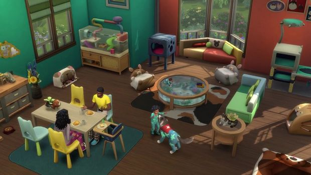 The Sims 4 My First Pet Stuff PC Crack