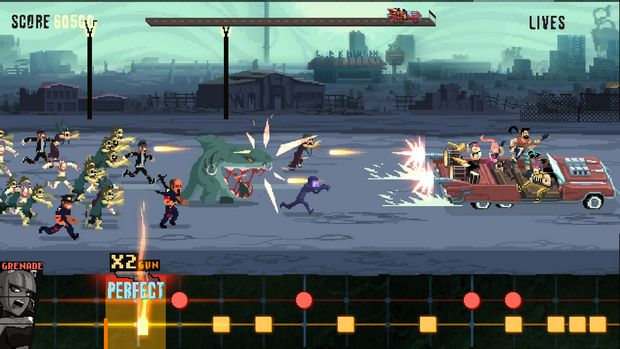 Double Kick Heroes Torrent Download