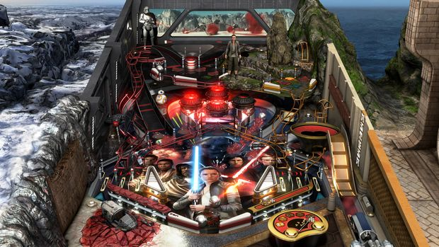 Pinball FX3 - Star Wars Pinball: The Last Jedi Torrent Download