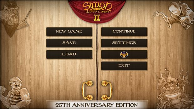 Simon the Sorcerer 2: 25th Anniversary Edition PC Crack