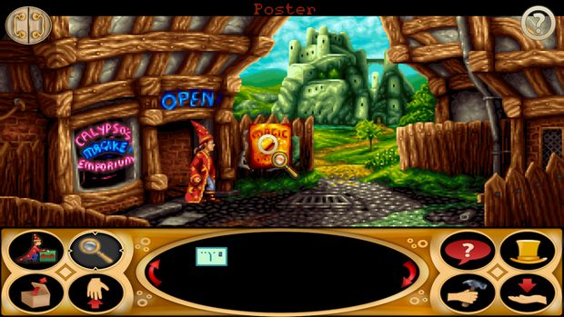 Simon the Sorcerer 2: 25th Anniversary Edition Torrent Download
