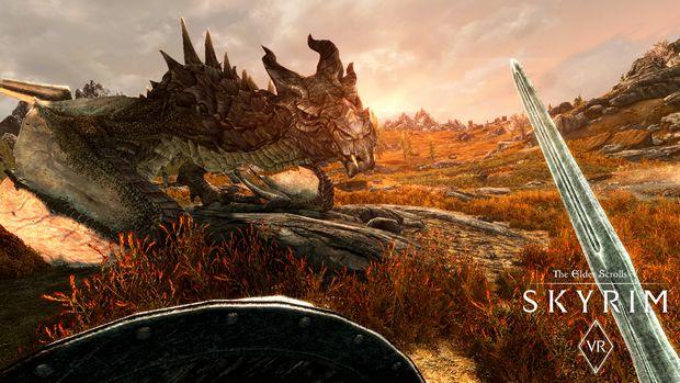 The Elder Scrolls V: Skyrim VR PC Crack