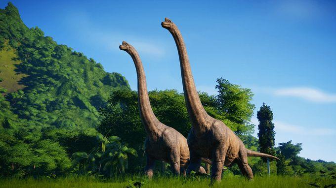 Jurassic World Evolution PC Crack
