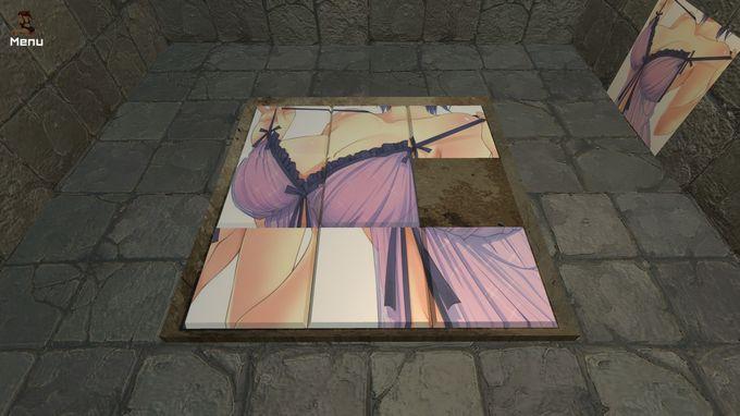 Hentai Temple Game