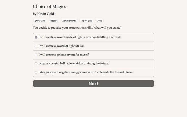 Choice of Magics Torrent Download