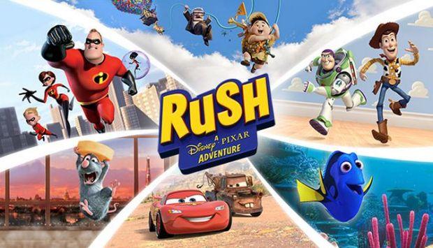 RUSH: A Disney • PIXAR Adventure Free Download
