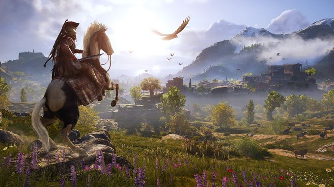 Assassin's Creed® Odyssey Torrent Download