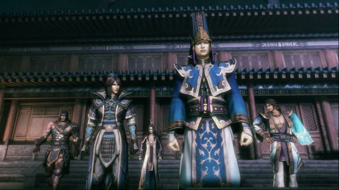 DYNASTY WARRIORS 7: Xtreme Legends Definitive Edition Torrent Tải xuống