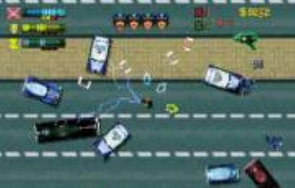 Grand Theft Auto 2 PC Crack