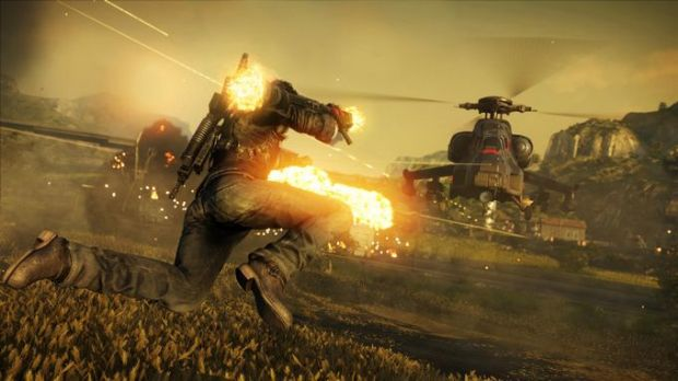 Just Cause 4 Torrent Download